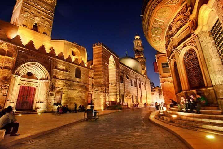 Recorrido por El Cairo y El Bazar de Khan El Khalili