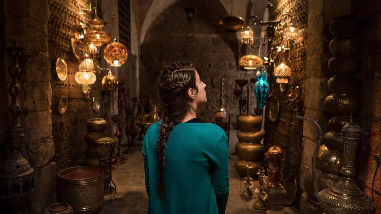 City tour and Khan El Khalili
