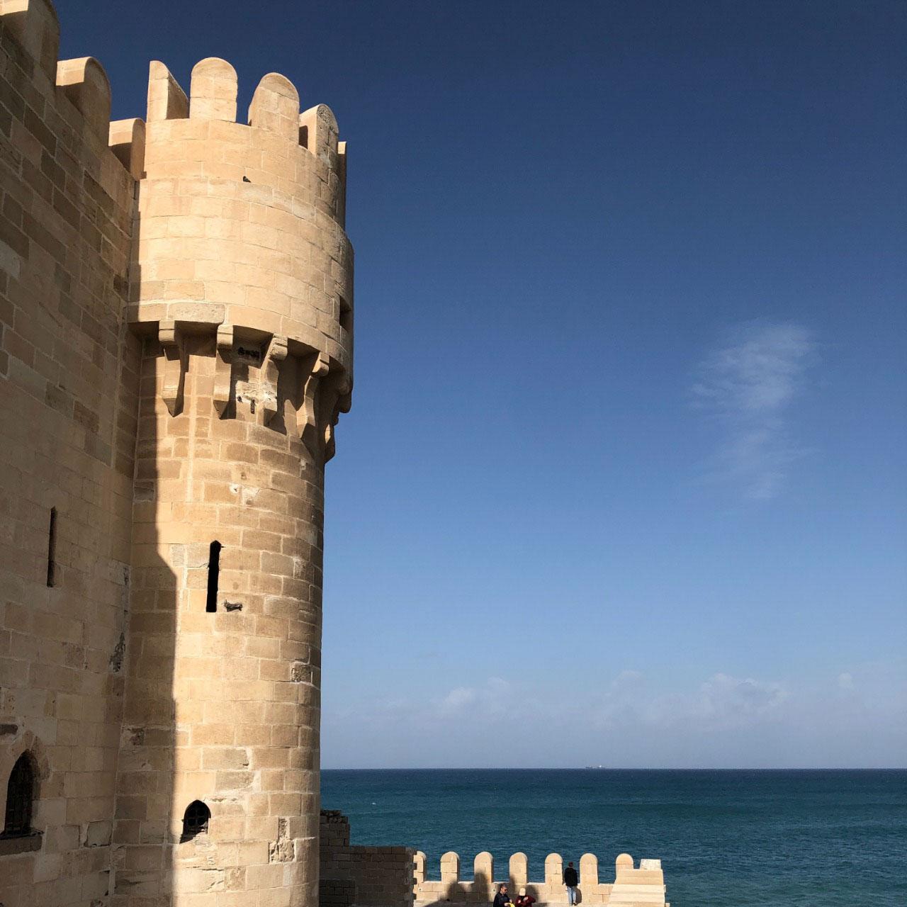 Alexandria, porto do Egito e maravilha do Mundo Antigo