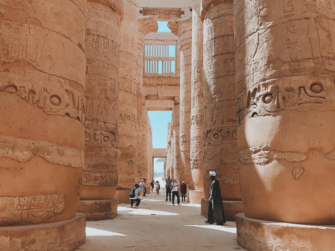 Lúxor: la ciudad de las mil puertas y capital del Antiguo Egipto