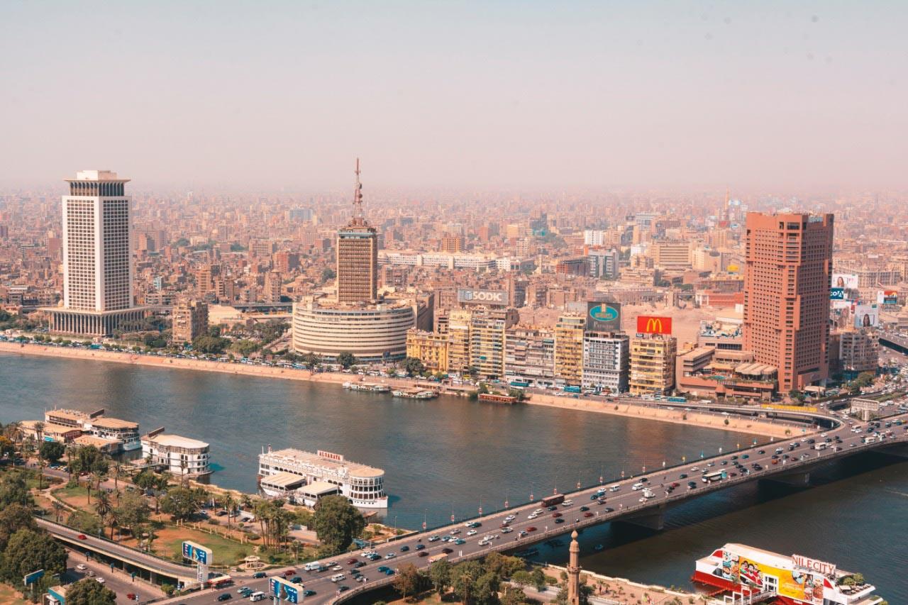 Free walking tour in Cairo
